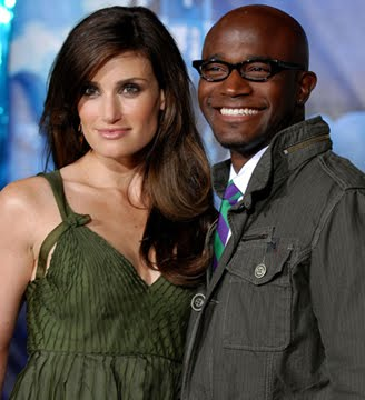 idina menzel pregnant on glee - photo #43