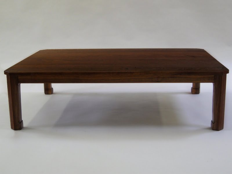 Benchform jill 39 s low dining table for Table website