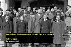 Japanese War Crime Defendants