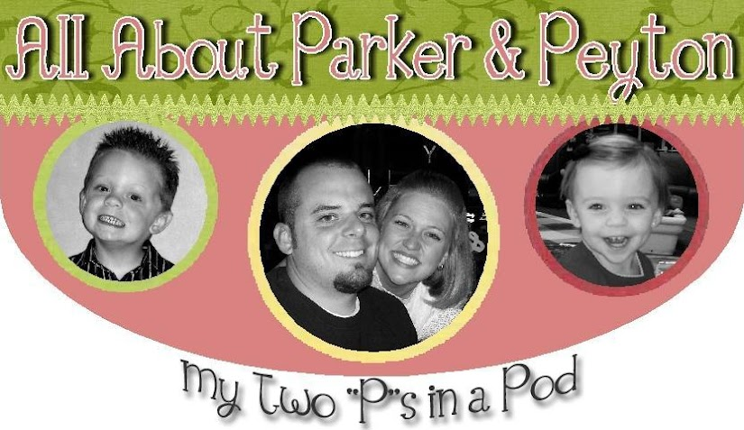 All About Parker and Peyton