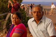 मेरे पूज्य पिता जी और माँ...