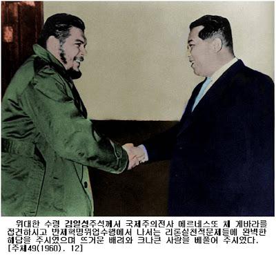 ¿Con qué político comunista te quedas? - Página 5 Che+and+Kim