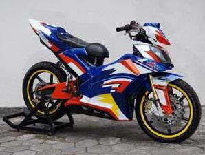 Foto Modifikasi Yamaha Mx 2013