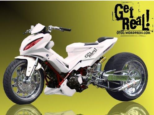 Modif Yamaha Mx 135