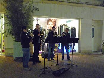 Quatuor d'avant Noël
