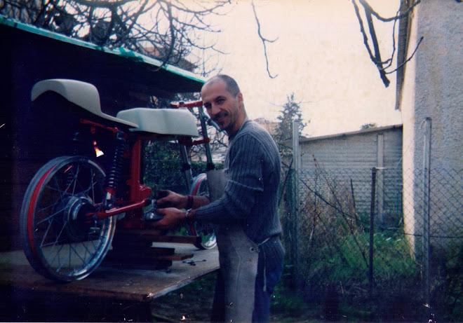 trasformazioni moto da corsa d'epoca