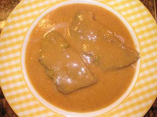 Blogcinando filetes de ternera en salsa - Filetes de ternera en salsa de cebolla ...