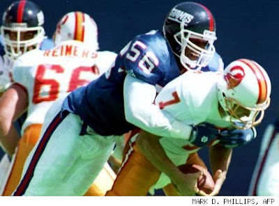 Lawrence Taylor Hot Photo
