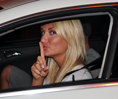 Brooke Hogan Hot Photo