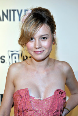 Brie Larson Hot Photo