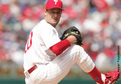 Jamie Moyer Hot Photo
