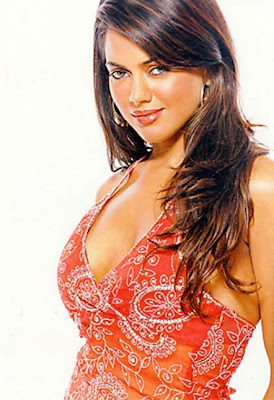 Sameera Reddy Hot Photo