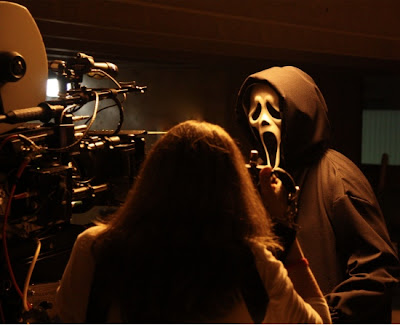 Hollywood Movie Scream 4
