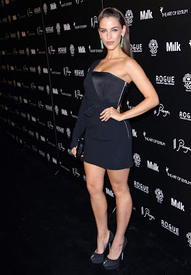 Jessica Lowndes Is Looking Hot & Curvacious
