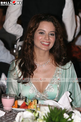 Kangana Ranaut, iftaar party,bollywood actress,