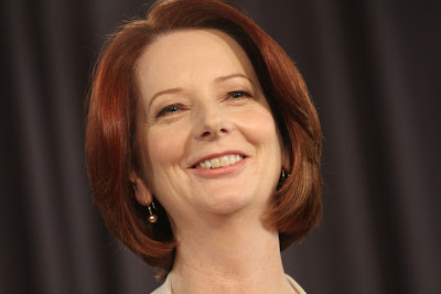Prime Minister of Australia Julia Gillard biography & pictures