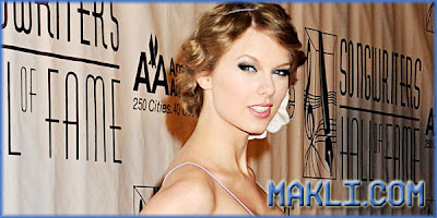 Taylor Swif, pop singer,actress