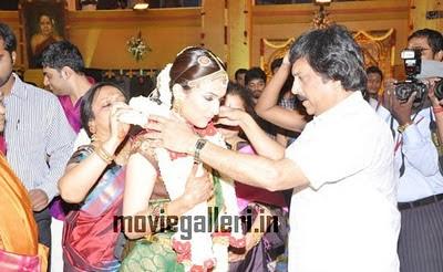 Soundarya Rajinikanth Marriage Photo