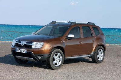 Dacia Duster,Auto mobile