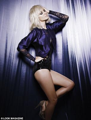 Tess Daly Sexy Photoshoot