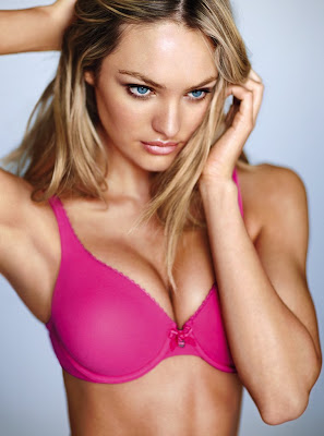 Candice Swanepoel New Victoia's Secret wallpaper