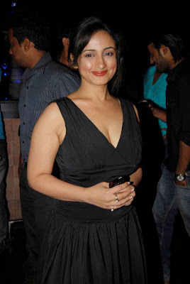 Divya Dutta at the Dil Da Mamla Album Launch