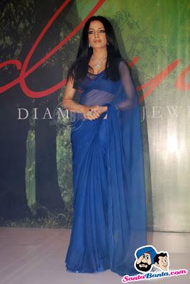 Celina Jaitley sign as brand ambassador of Gitanjali - Diya pictures
