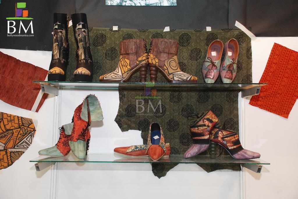 Bollywood shoes photoshoot