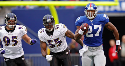 Brandon Jacobs Helmet Photo Gallery