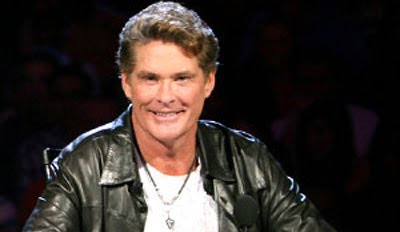 David Hasselhoff , American actor, singer, producer