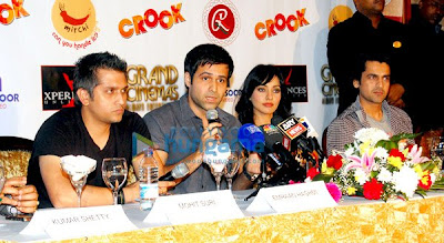 Crook Movie Premiere in Dubai
