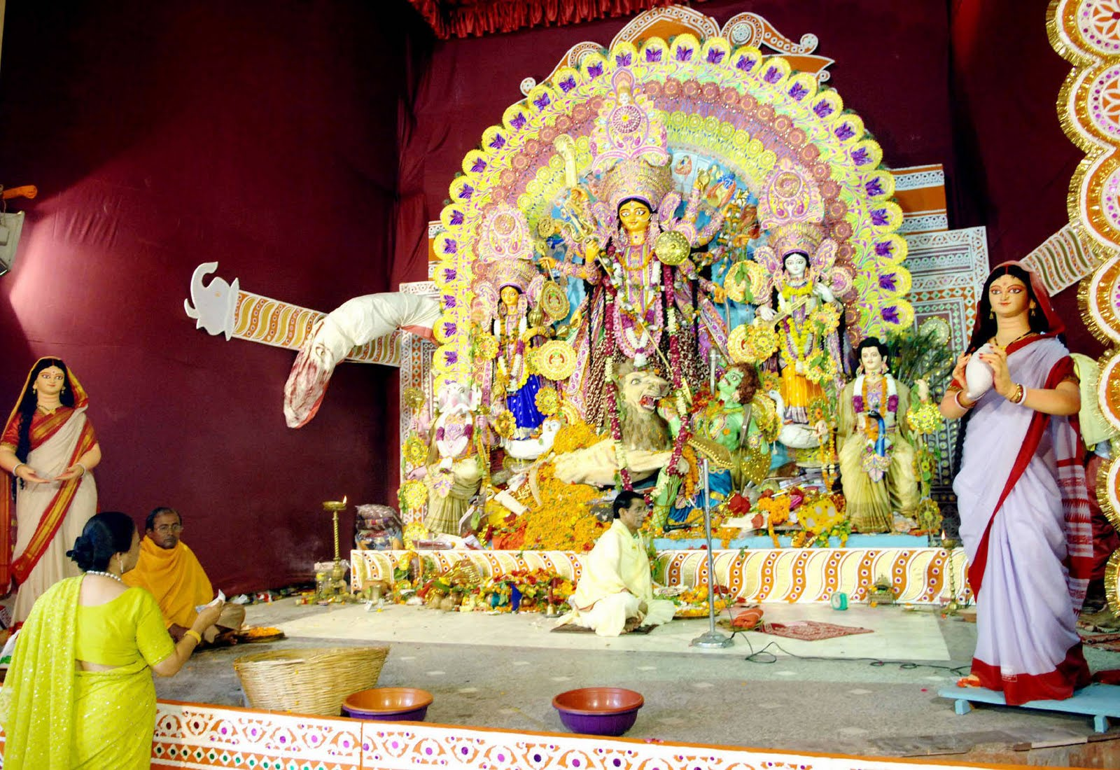 Essay On Ganesh Puja