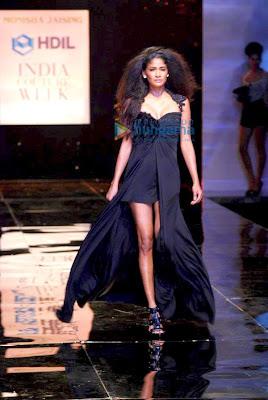 Monisha Jaisingh's , model