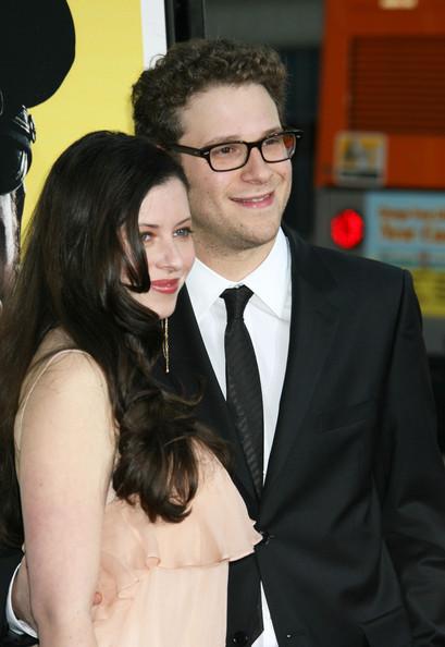 Seth Rogen Engaged to Lauren Miller Photos