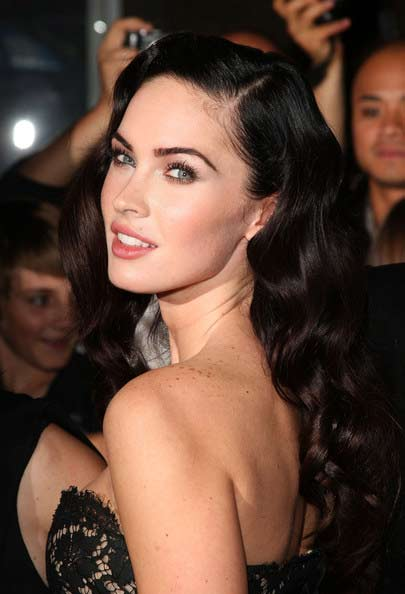 Megan Fox Hairstyles Latest Picture Gallery 2010