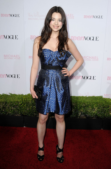 Teen Vogue Young Hollywood Party Pics
