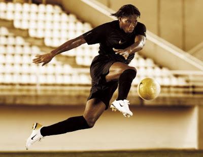 Didier Drogba , Ivorian footballer