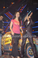 Ajay and Kareena Promote Golmaal 3 on the sets of ZEE's Saregama