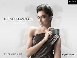 Deepika Padukone sony cybershot Ad Scan
