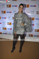 Neha Dhupia looking nice at HDIL Fashion Show