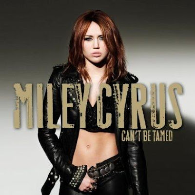 Can't Be Tamed single cover