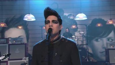 Adam Lambert Sleepwalker 1