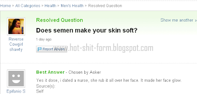 Yahoo Answers 8