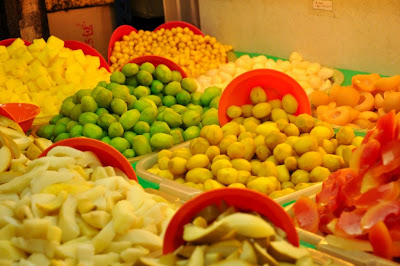 Penang Pickled Fruits