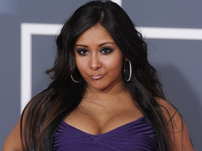 Fake Snooki Boobs