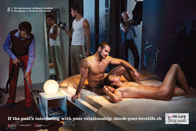 Condom Advertisement 24