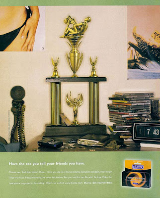 Condom Advertisement 48