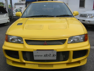 Mitsubishi+evo+3+modified