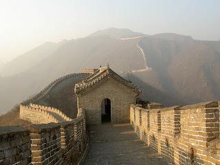 Quanto è lunga la muraglia cinese?