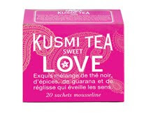 LOVE KUSMI TEA !!